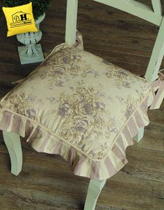 47 best Cuscini per Sedia Shabby & Country Chic images on Pinterest