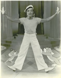 Gene Kelly in Anchors Aweigh