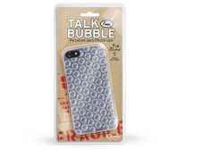 bubble wrap iphone 5 case by fred & friends