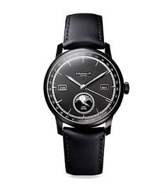 Dunhill - Classic PVD Moonphase Watch with strap