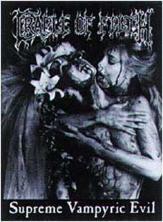 Cradle Of Filth- Supreme Vampyric Evil Flag/Textile Poster