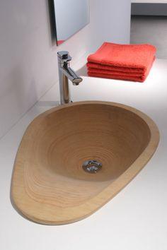Ebuala, disseny industrial i gàfic. Lavabou Washbasin by Marc Martinez, via Behance
