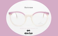 new model GUTRUNE designed for Dieter Funk by Sashee Schuster #sasheeschuster #dieterfunk