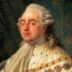former French King Louis XVI