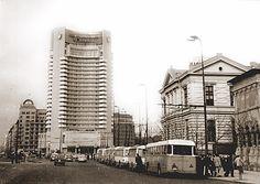 Bucureşti added a new photo. Paris, Timeline Photos, Warsaw, Romania, New York Skyline, Multi Story Building, The Past, Street View, Travel