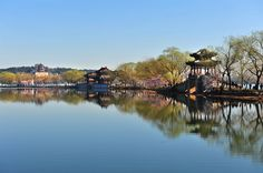 Summer Palace in Spring - http://www.beijing-haidian.com/2015/0615/33085.html