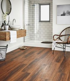Top Wood Plank Tile Floor Bathroom Popular Bathrooms Wood Plank Tile Inside Wood Tile Bathroom Flooring Resize
