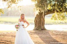 #southern #bridal #portrait Gorgeous Bridal Portrait