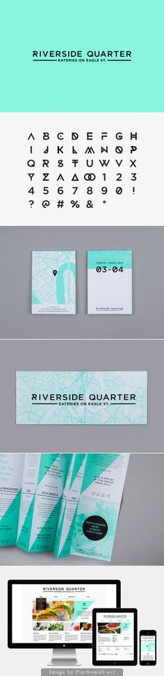 Riverside Quater by This is ikon