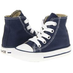 8e7c94411f3016 Converse kids chuck taylor all star core hi infant toddler navy