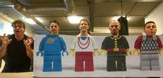 Ter promotie van de opening van het vernieuwde Legoland heeft John de Mol een spectaculair nieuw tv concept: wie van de vijf heeft het lekkere lijf. Het publiek moet raden wie niet een echt Legolandfiguur is.