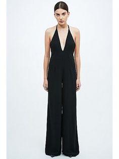 Solace Rossi Jumpsuit in Black
