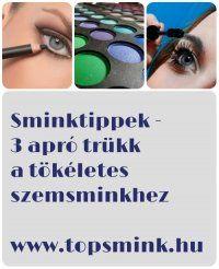 SMINKELÉS KEZDŐKNEK - Topsmink Blog, Blogging