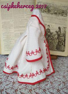 "16"" french fashion doll coat"