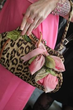 animal with pink and green | Keep the Glamour | BeStayBeautiful
