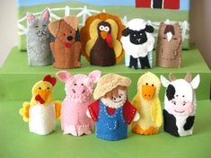 Hey, I found this really awesome Etsy listing at http://www.etsy.com/listing/81772946/old-macdonald-finger-puppets-choose-4