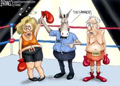 Democrats are Professionals at Stealing Elections |DEFEAT OBAMA TOONS