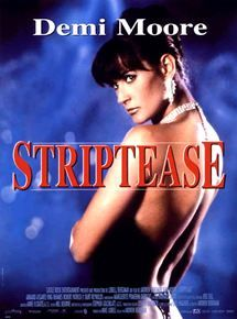 Striptease Streaming Avec Images Film Streaming Demi Moore