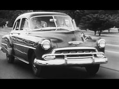"Automobile: ""Key to Our Horizons"" 1952 Chevrolet https://www.youtube.com/watch?v=RYESRRV_cHY #autos #cars #Chevy"