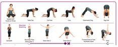 Yoga for Beginners Printables - Comeback Momma