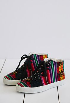 Inkkas Storm High-Tops | Forever 21 - 2000114794