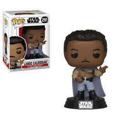 Funko POP! Star Wars: General Lando