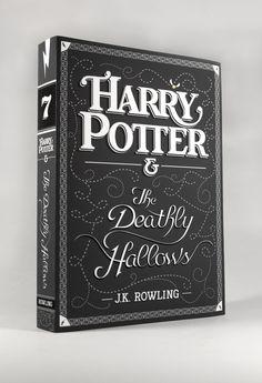 Harry Potter Redesign - Brian Gartside's Portfolio
