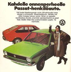 70-luvulta, päivää !: VW Passat (SImo Salminen)