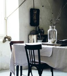 MAGICAL INTERIORS WITH – IN DETAIL BY HANS BLOMQUIST - via Lobster and Swan