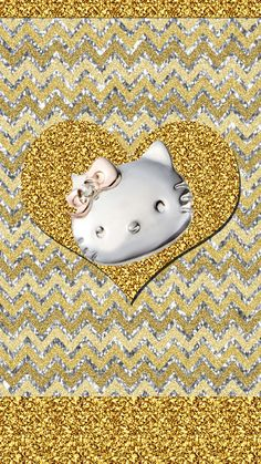 Hello Kitty Iphone Wallpaper, Hello Kitty Backgrounds, Cute Panda Wallpaper, Heart Wallpaper, Locked Wallpaper, Wallpaper Backgrounds, Hello Kitty Art, Hello Kitty Themes, Hello Kitty Pictures