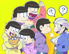 おそ松さん Osomatsu-san「もう少しあの子には内緒に・・・【5話後妄想】」/「Mexe&梅月」のイラスト [pixiv]
