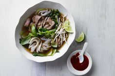 Vietnamesische Pho: Die Suppe, die jedes Wehwehchen heilt – mit Rezept