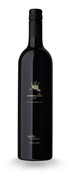 Nothing Sacred by Blasted Church Vineyards - Okanagan Valley, Canada