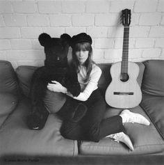 Francoise Hardy http://www.rdio.com/#/artist/Francoise_Hardy/album/Canciones_de_Amor_Vol.8_Francia/track/Le_temps_de_l'amour/
