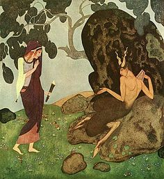 Edmund Dulac's Tanglewood Tales