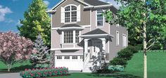 Mascord Plan 2197A -The Lowell