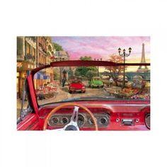 inShop webáruház > Educa Párizs autóból puzzle, 1500 darabos
