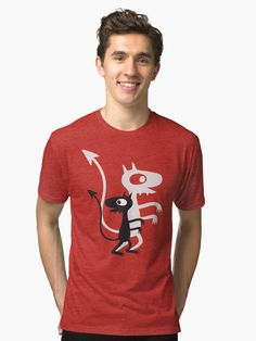 Luci - Disenchantment Tri-blend T-Shirt 👕 Netflix Tv, Geek Culture, V Neck T Shirt, Tv Shows, Classic T Shirts, Pullover, Gift Ideas, Hoodies, My Love