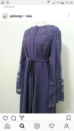 Kıyafet Abaya Style, Hijab Style, Motif Abaya, Abaya Pattern, Abaya Fashion, Modest Fashion, Fashion Outfits, Womens Fashion, Abaya Designs