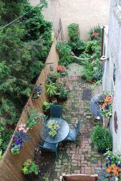 (Foto: woohome.com) #corredor #plantas