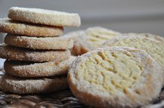 Biscochitos - Traditional New Mexican Christmas cookies (sub the lard with Spectrum Organic Vegetable Shortening)