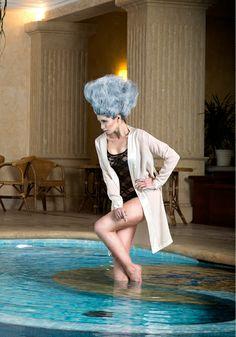 SilkyBlouse Gabrielladeplano Fashion Design - StrCturEs SS 2014