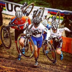 You gotta love Cyclocross! Via Northwave