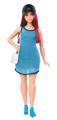 Curvy Barbie | New Barbies come in three new body shapes: curvy, tall and petite