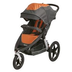 Best Jogging Stroller that you will love! Trendy Rockstarz Review Available