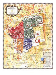 Jerusalem Old City 1996