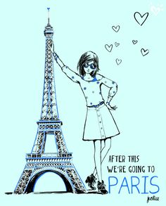 Paris fashions? Catwalks and pastry? Count us in! After this, we're going to Paris!