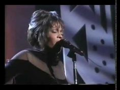 Whitney Houston - And I'm telling you I'm not going / I have nothing (Medley) - YouTube Sing it girl!!!