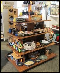 Image result for wood store shelving