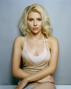 Scarlett Johansson - I think I may have done this cut before?